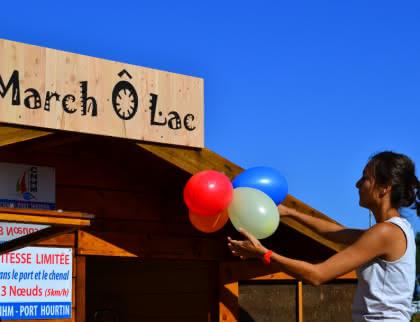 (c) March O Lac Activités