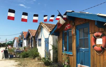 Cabane Talais © Médoc Atlantique