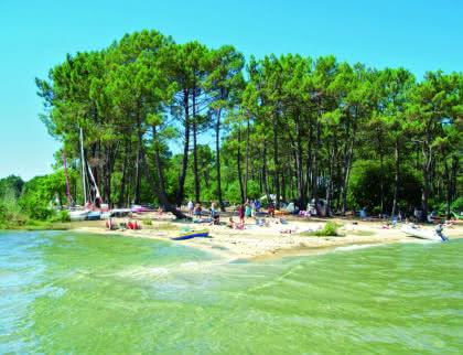Camping-le-tedey-lacanau