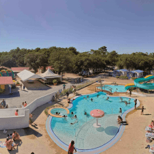Complexe aquatique camping Le Verdon sur Mer