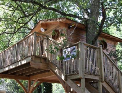 Logements insolites Camping Lodging du lac - Logements insolites