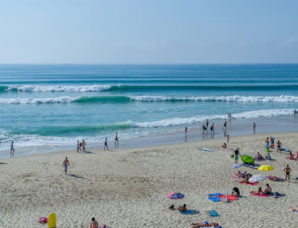 carcans plage