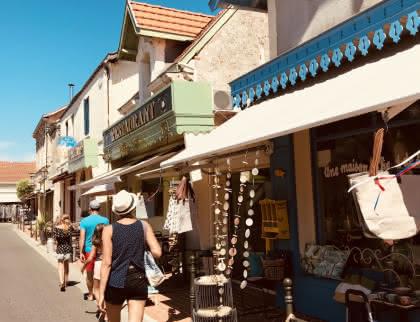 Commerces Soulac © Médoc Atlantique