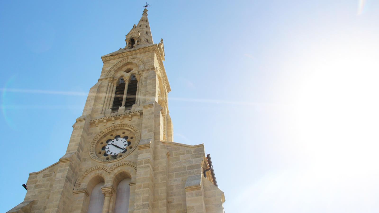 Eglise Le Verdon-sur-Mer - © Médoc Atlantique (1)