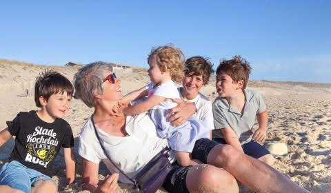 Vacances en famille médoc atlantique