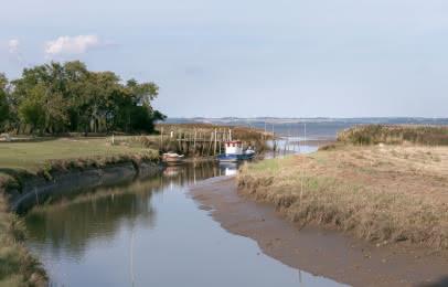 Estuaire Gironde médoc