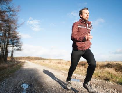 Running et promenade Médoc