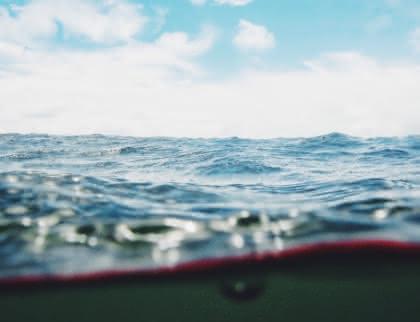 Vagues marées Médoc