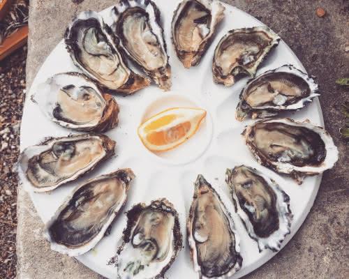 Huîtres - © Médoc Atlantique