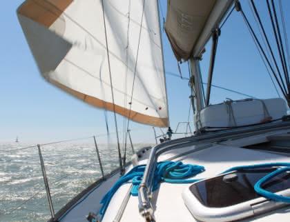 Balade en bateau estuaire gironde