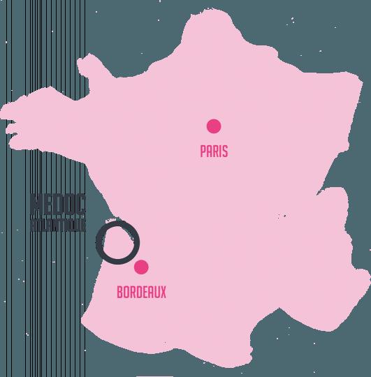 Map - Carte - Découvrir Médoc Atlantique