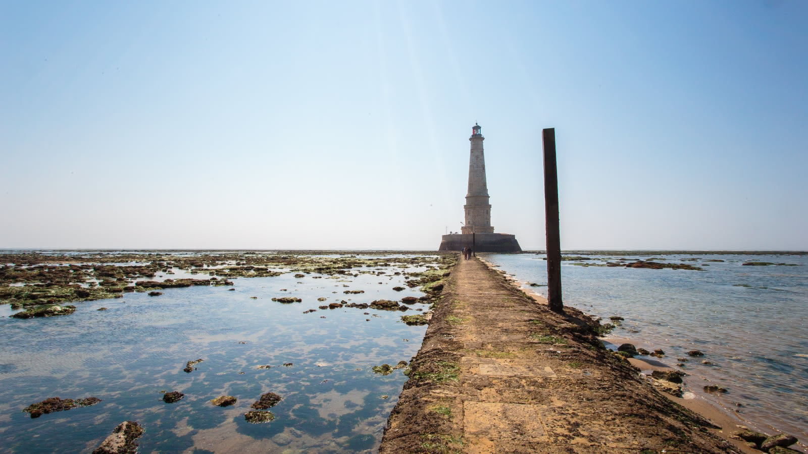 © David Remazeilles Phare de Cordouan - Médoc Atlantique
