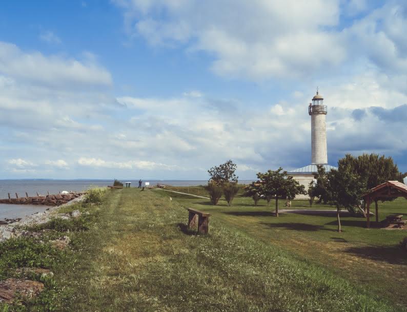 Le phare Richard Médoc Atlantique