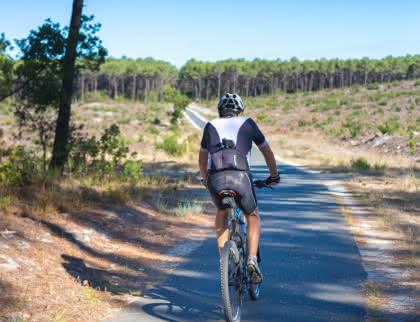Balades à vélo Lacanau