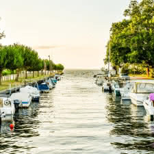 Port Carcans - © Médoc Atlantique