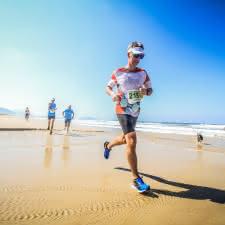 Running et promenades - plage