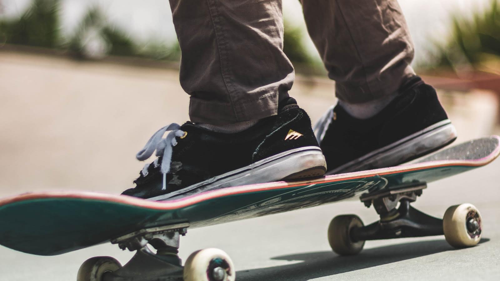 Skate - activité de plein air