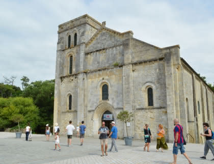 Visite Basilique Soulac