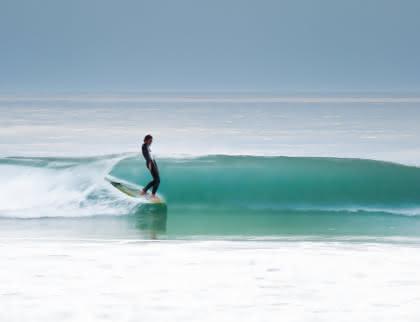 Surf - Médoc Atlantique - © Greg Bronard