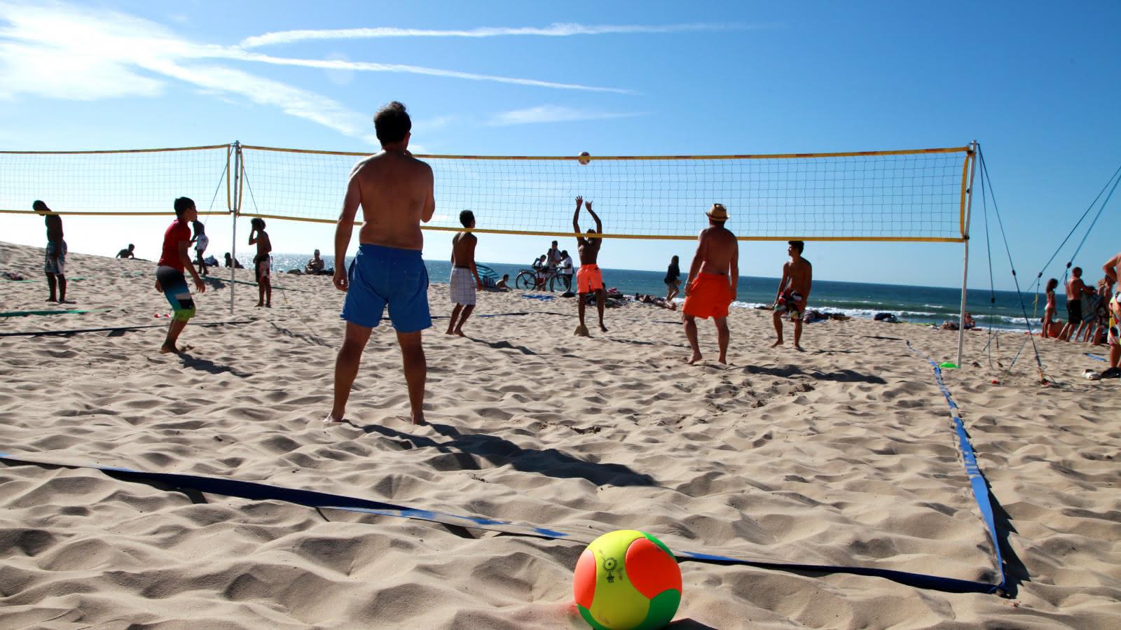 Beach Volley - © Médoc Atlantique