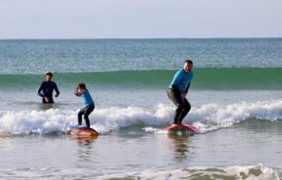 cours et stage de surf