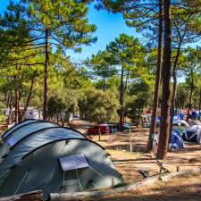 Campings à hourtin