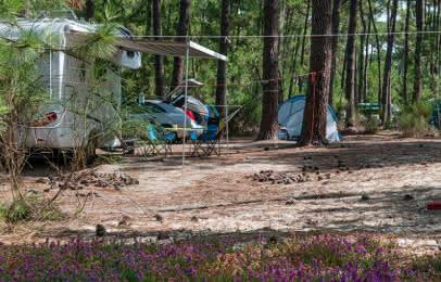 Campings du gurp