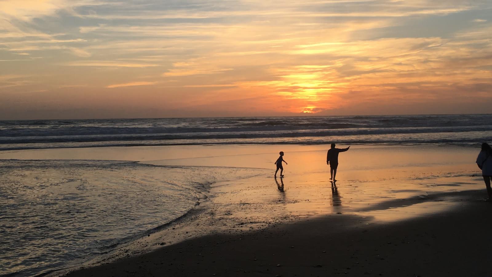 Soirée coucher de soleil - Vendays-Montalivet
