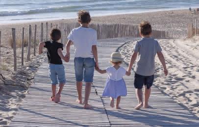 Vacances famille lacanau