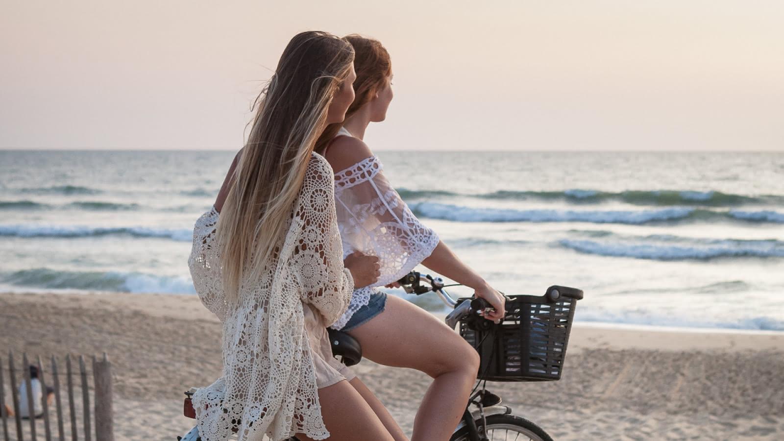 © Isabelle Magendie Balade à vélo Une semaine à Lacanau