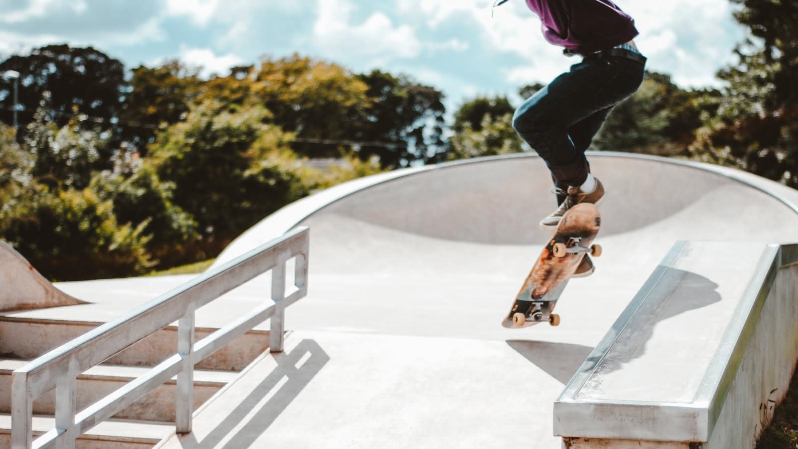 Skate parks Médoc