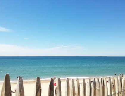 La plage du Gurp - (C) Médoc Atlantique