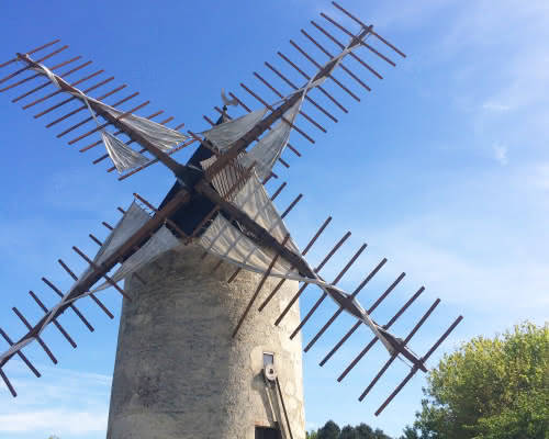 Moulin de Vensac - Médoc Atlantique