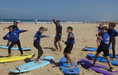 Ecole de surf médoc atlantique