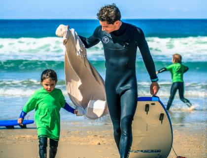 Lacanau école de surf
