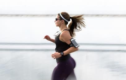 Running et promenade Lacanau