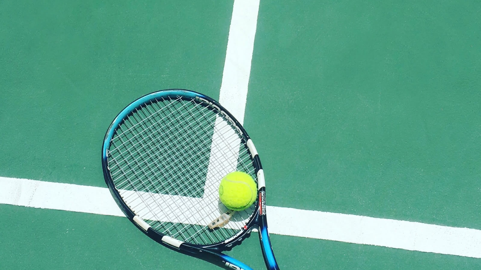Tennis - activité de plein air - Médoc Atlantique