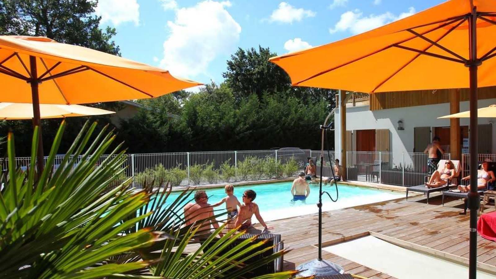 (c) Vacancéole Résidence Les Rives du Lac Villages vacances et résidences de tourisme