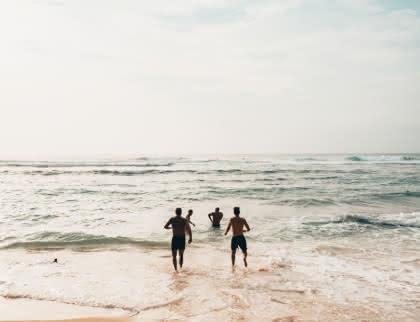Beach : Oliver Sjöström