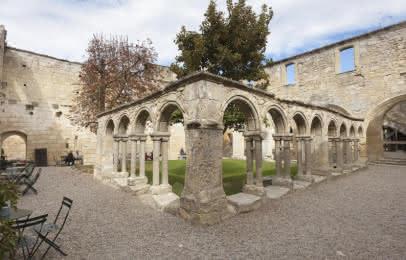 Cloître des Cordeliers St Emilion