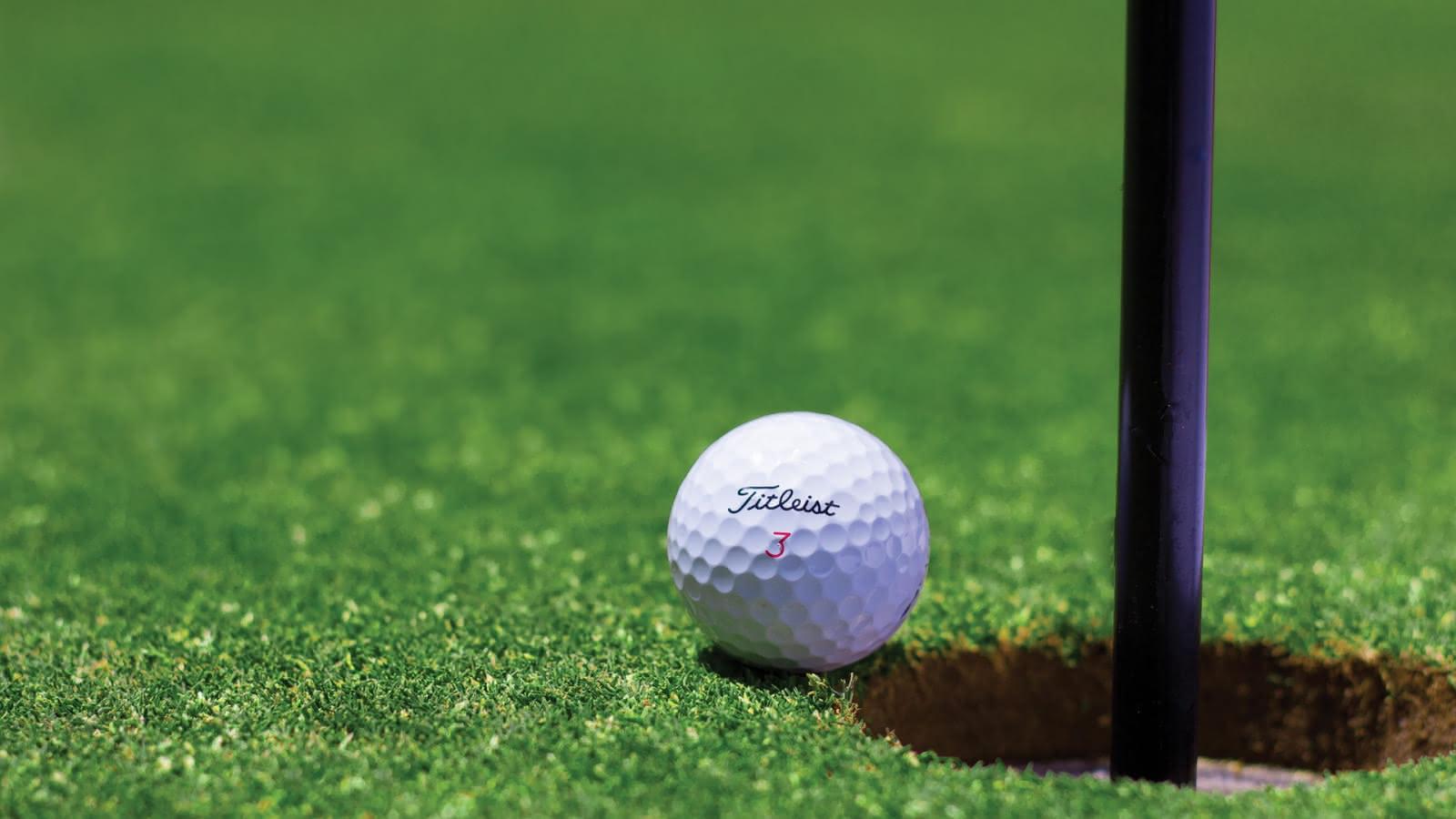Golf à lacanau