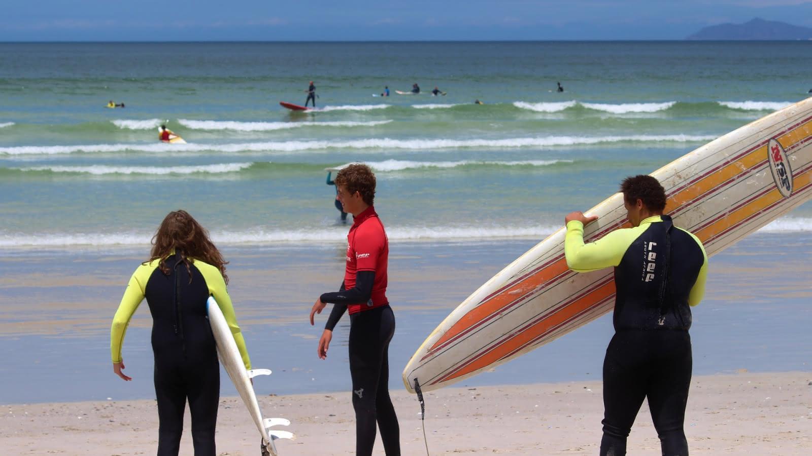 Apprendre le surf Hourtin
