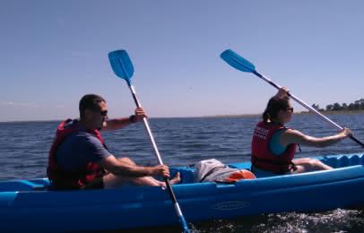 Activités nautiques Lac d'hourtin