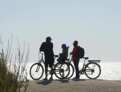 Location de vélo Lacanau