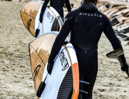 Apprendre le surf Carcans
