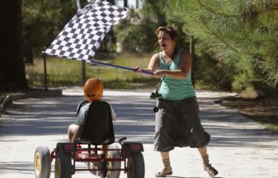 karting Parc de l'aventure Montalivet