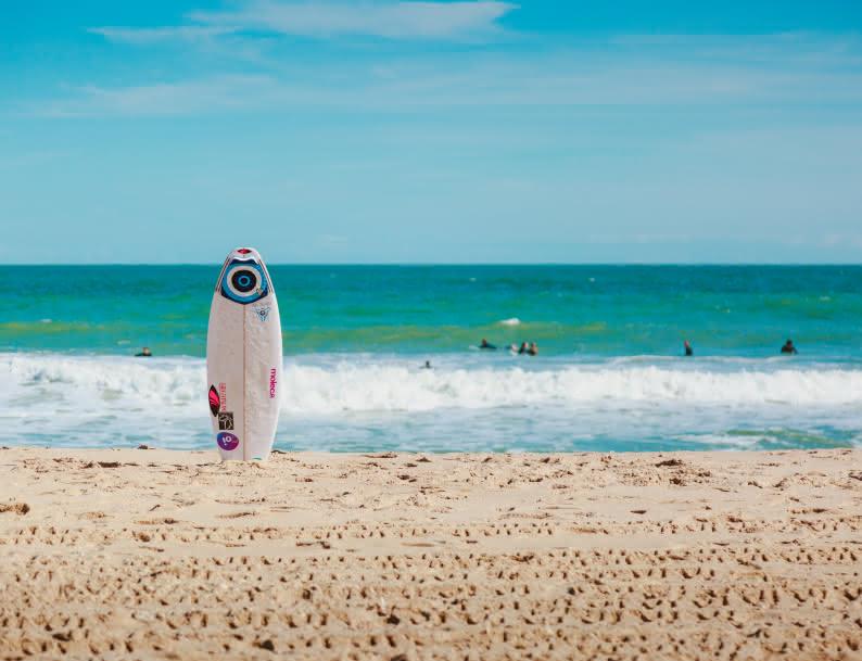 Cours et stages de surf pour les enfants soulac sur mer