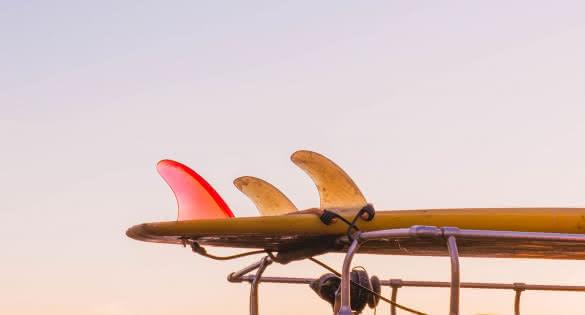 Médoc-atlantique Combi planche de surf