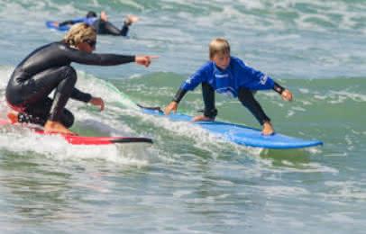 Ecoles de surf Carcans