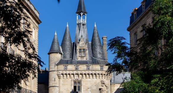 Porte Caillhau Bordeaux